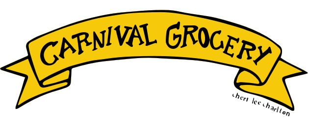 A theme logo of Carnival Grocery